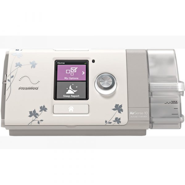 Airsense10 For Her (Para Ella) + Airview 3 meses