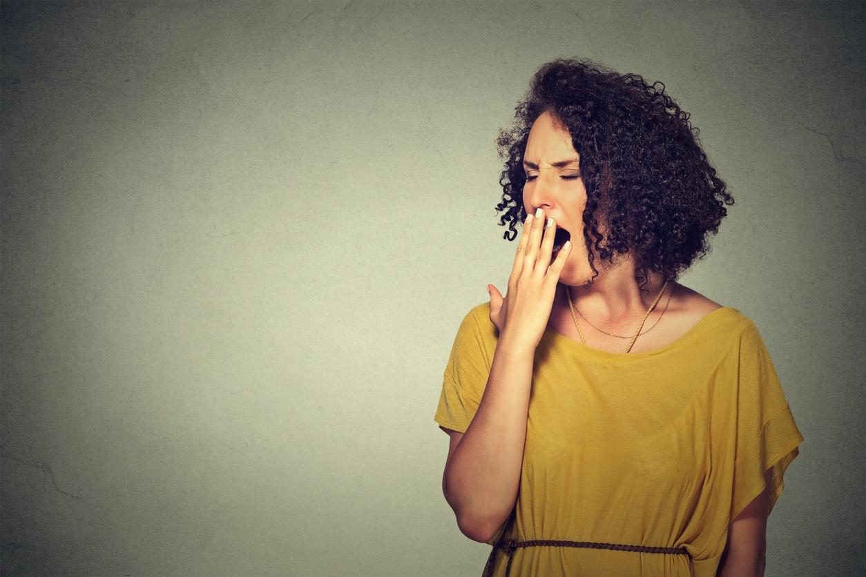 Las caras de la apnea del sueño (iStock)