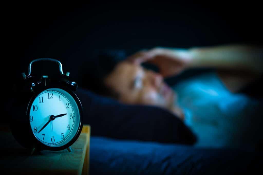 El estrés puede provocarte problemas graves de sueño, entre otras enfermedades (iStock)