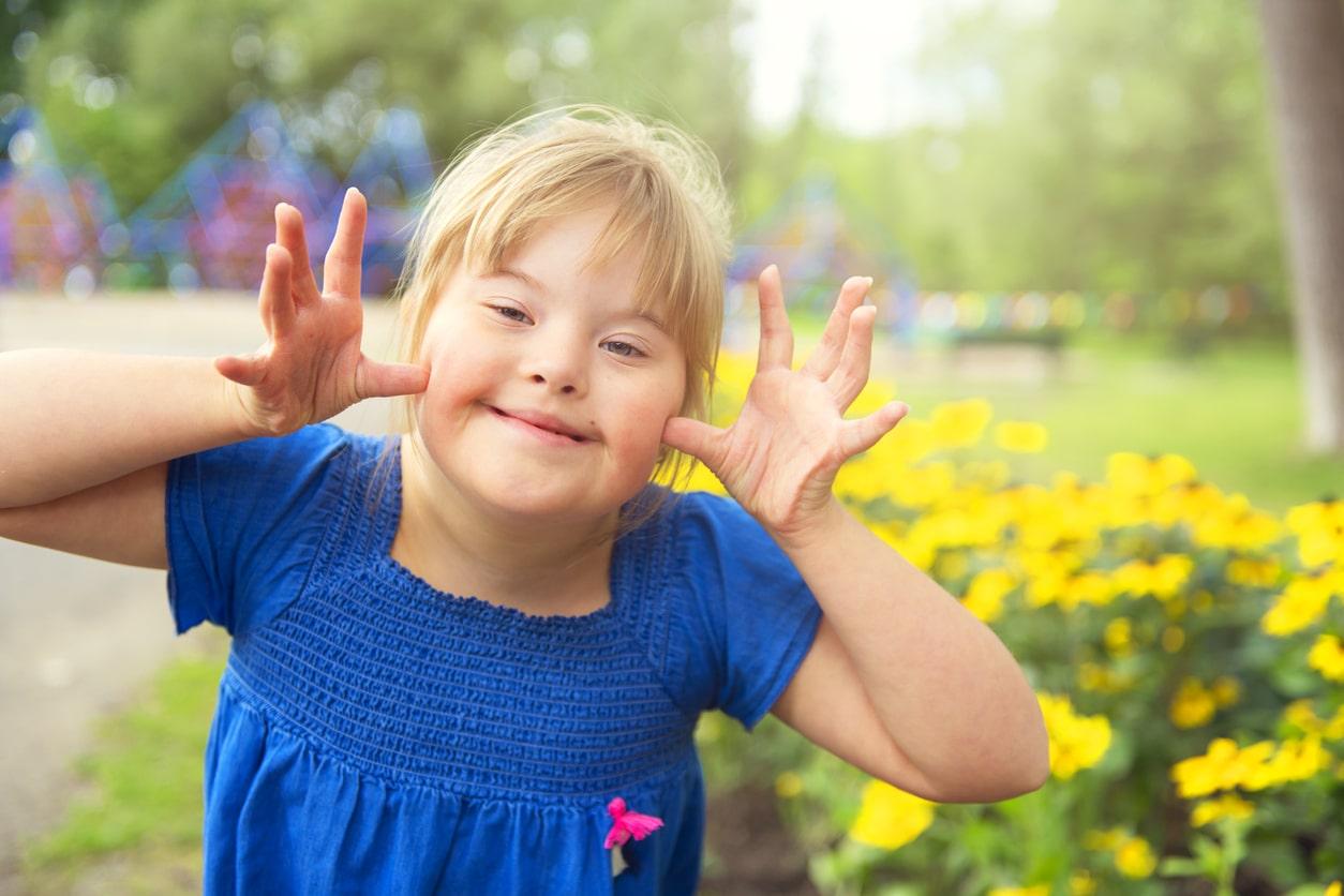 Los problemas de sueños en niños con síndrome de Down